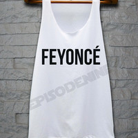 FEYONCE Shirt Wedding Tank Top Married Tee Family Quote Shirt Tunic Vest Singlet - Size S M