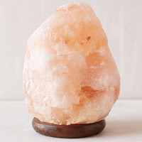 Pink Himalayan Salt Lamps- Set of 2 Yoga- Air Purifier- Night Light- Holistic Health
