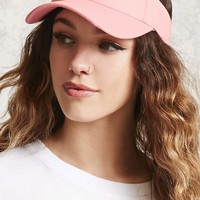 Cotton Visor - Accessories - 2000239169 - Forever 21 Canada English