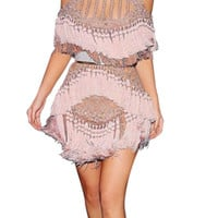 New In Stock, Celebrity Fringed Dress