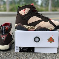 Patta x Air Jordan 7 OG SP AT3375-200