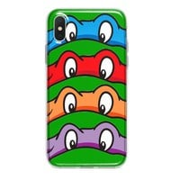 NINJA TURTLES TMNT CUSTOM IPHONE CASE
