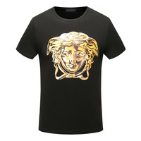 2018 Men Cheap versace T Shirt hot sale  ♪003