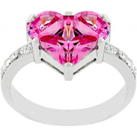 Sweetheart Engagement Ring, size : 05