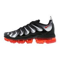 Nike Air VaporMax Plus Black Red Shark Tooth | AQ8632-001 Sport Running Shoes - Best Online Sale