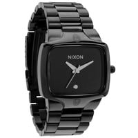 Nixon The Player Watch All Black One Size For Men 24019517801