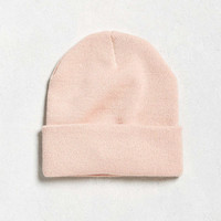 UO Solid Beanie - Urban Outfitters