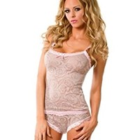 Velvet Kitten Girlfriend Sexy Cami Lingerie Set for Women 361605
