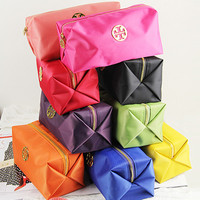 Portable Pouch Bag (rose red)