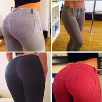 2016 New Sexy Women Jeans Skinny Jeggings Stretchy Slim Leggings Skinny Pants _ 9244