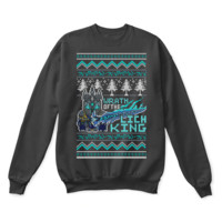 World Of Warcraft Death Knight Wrath Of The Lich King Ugly Sweater