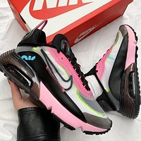 Bunchsun Nike Air Max 2090 Popular Women Breathable Sport Running Shoes Sneakers