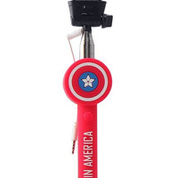 Captain America Selfie Stick For iPhone & Android Smartphones