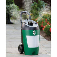 The Remote Controlled Backyard Mosquito Mister - Hammacher Schlemmer