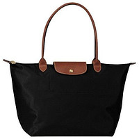Longchamp - Le pliage Shoulder Bag in Black
