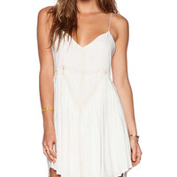 Three of Something Transformation Dress in White