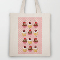 Sweets for my sweet Tote Bag by Sreetama Ray | Society6
