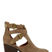 Jeffrey Campbell Everwell Ankle Boot - Taupe
