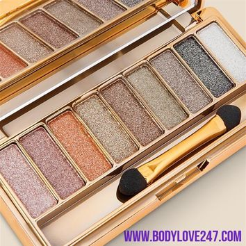 9 Colors Diamond Bright Makeup Eyeshadow