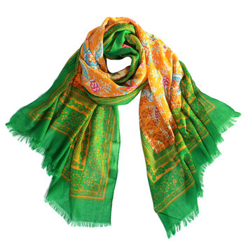 Indian Raga Scarf