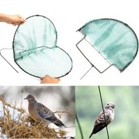Bird Net Effective Trap Hunting Sensitive Trapping Hunting Garden Supplies Pest Control 2018