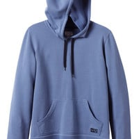 Shop RVCA Captivate Pullover Hoodie in North Alantic | Jack's Surfboards