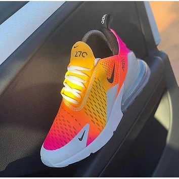 NIKE Air Max 270 Sneakers Sport Shoes-14