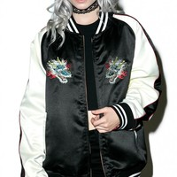 Ska Dragon Reversible Jacket