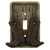 Boots Single Switch Plate Cover | Shop Hobby Lobby
