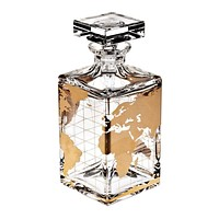 Vista Alegre Atlas Whiskey Decanter