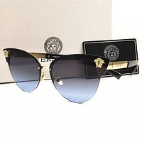 Tagre™ Perfect Versace Women Casual Popular Summer Sun Shades Eyeglasses Glasses Sunglasses