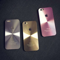 Metal Face Case Cover for iPhone