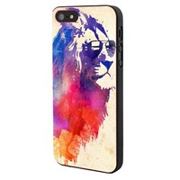 Sunny Leo Art Fit for Iphone 5/5s -Framed Black