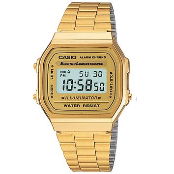 CASIO G-SHOCK WATCH VINTAGE - GOLD/GOLD