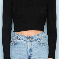 Delilah Knit Top - Tops - Clothing