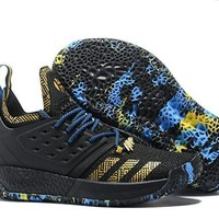 Adidas Harden Vol. 2 Black/Yellow