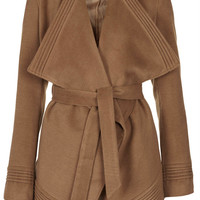 **Phoebe Wrap Over Coat by Jovonnista - New In This Week - New In - Topshop USA