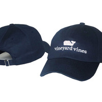 VINEYARD VINES Embroidered Baseball Cap Hat