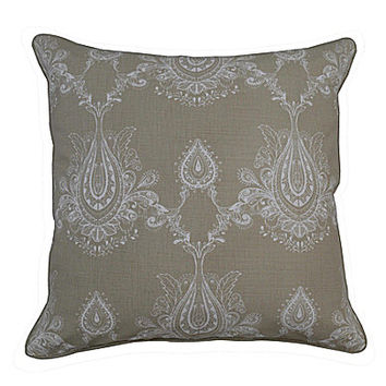 """Noble Excellence Maddox Chandelier 22"""" Decorative Pillow - Natural"""