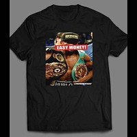 EASY MONEY FLOYD MAYWEATHER BOXING SHIRT
