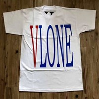 HCXX Vlone T Shirt Men