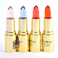 Sexy Magic Jelly Lipstick Color Changing Long Lasting Lip Gloss Moisturizing