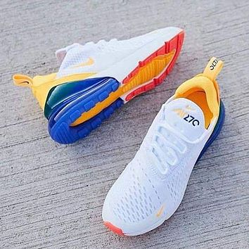 Nike Air Max 270 men and women The air cushion shoes sneakers