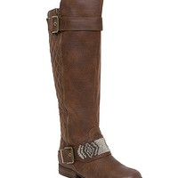 Not Rated Fashion Street Riding Boot