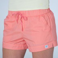 Ladies Solid Lounge Shorts