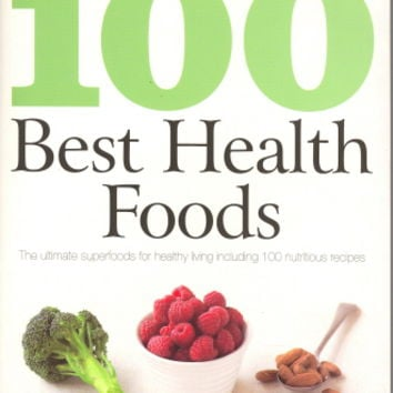 100 Best Health Foods