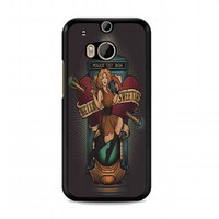 Hello Sweetie For HTC One M8 case