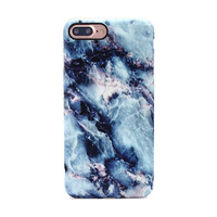 Unique Marble Case for iPhone 6 6s Plus & iPhone X 8 7 Plus +Gift Box