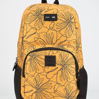 RVCA Estate II Yellow Backpack
