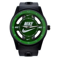 NIKE Woman Men Fashion Quartz Movement Wristwatch Watch